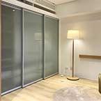 AL029-鋁色連動式懸吊門-2