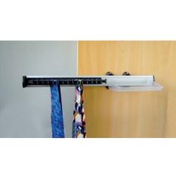L12B 領帶架+小托盤(領帶夾插槽設計)