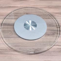J3079B 餐桌玻璃轉盤