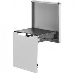 K3511 鋁質套裝折疊凳(隱藏)